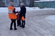 Отчет о проведении профилактической акции «Родительский патруль» в МБДОУ № 110