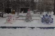 Пришла зима и много радости детишкам принесла!